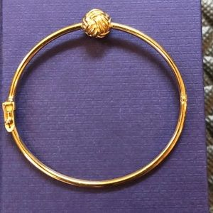 Kate Spade bangle gold bracelet